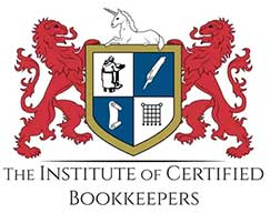 Institute of certified bookkeepers logo
